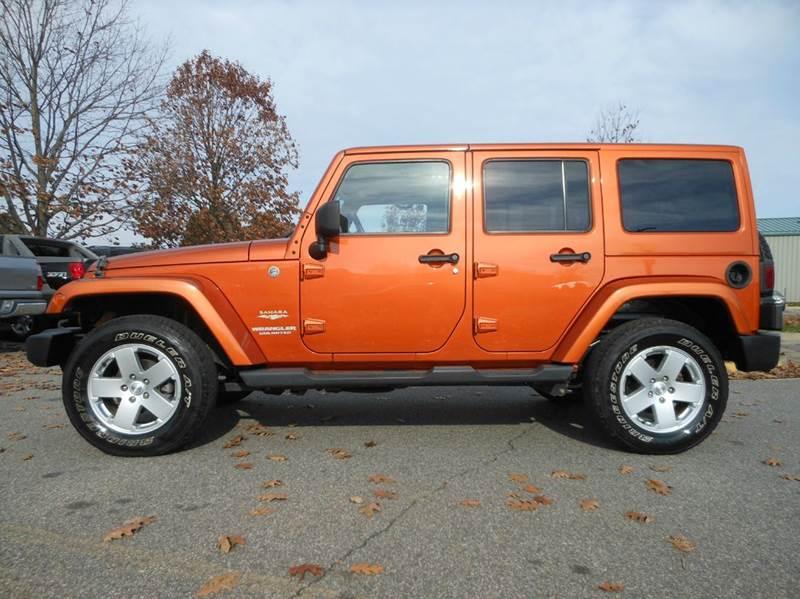 2011 Jeep Wrangler Unlimited for sale at Platinum Auto World in Fredericksburg VA