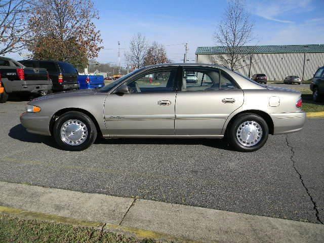 2001 Buick Century for sale at Platinum Auto World in Fredericksburg VA