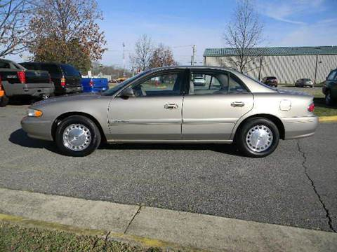 2001 Buick Century for sale at Platinum Auto World in Fredericksburg VA