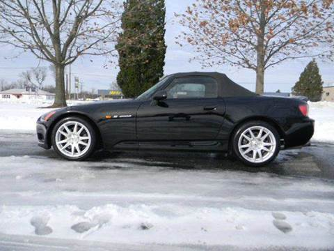 2000 Honda S2000 for sale at Platinum Auto World in Fredericksburg VA
