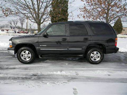 2003 Chevrolet Tahoe for sale at Platinum Auto World in Fredericksburg VA