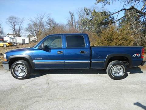 2002 Chevrolet Silverado 1500HD for sale at Platinum Auto World in Fredericksburg VA