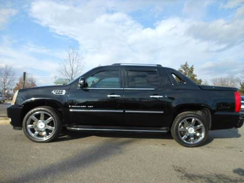 2007 Cadillac Escalade EXT for sale at Platinum Auto World in Fredericksburg VA