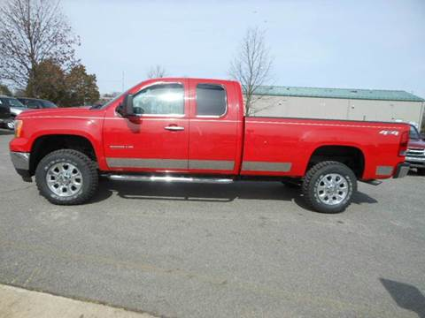 2011 GMC Sierra 2500HD for sale at Platinum Auto World in Fredericksburg VA