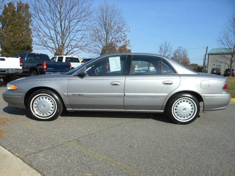 1998 Buick Century for sale at Platinum Auto World in Fredericksburg VA