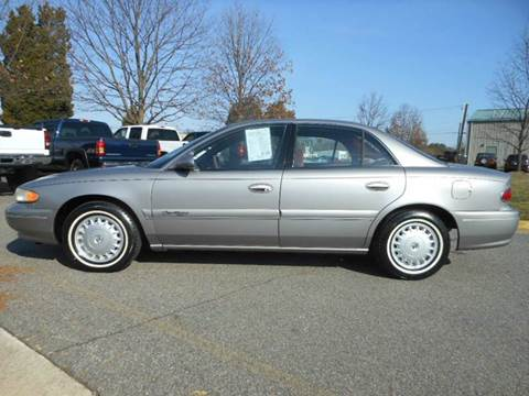 1998 Buick Century for sale at Platinum Auto World in Fredericksburg VA