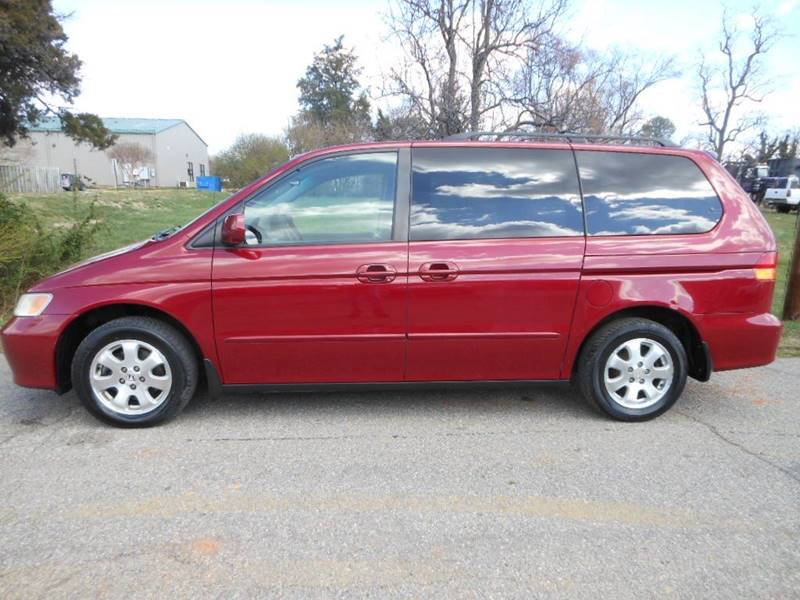 2002 Honda Odyssey For Sale At Platinum Auto World In Fredericksburg VA