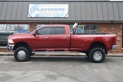 2012 RAM Ram Pickup 3500 for sale at Platinum Auto World in Fredericksburg VA