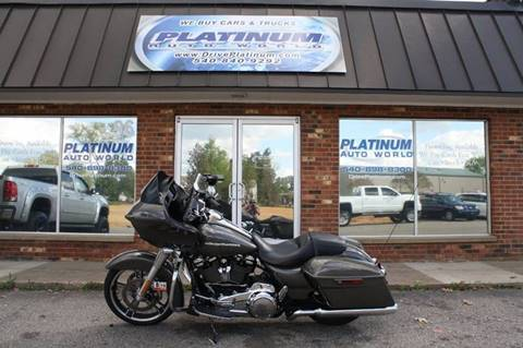 2019 Harley-Davidson FLTR for sale at Platinum Auto World in Fredericksburg VA