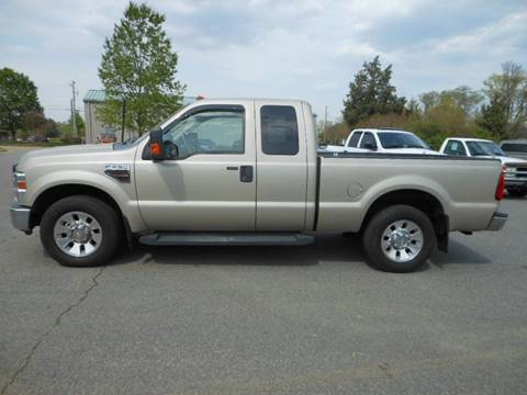 2008 Ford F-250 Super Duty for sale at Platinum Auto World in Fredericksburg VA