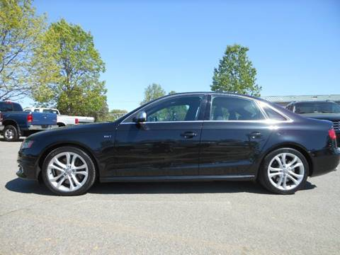 2010 Audi S4 for sale at Platinum Auto World in Fredericksburg VA