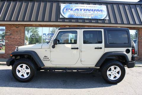 2012 Jeep Wrangler Unlimited for sale in Fredericksburg, VA