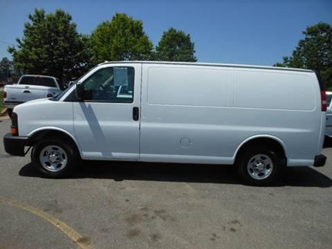 2005 Chevrolet Express Cargo for sale at Platinum Auto World in Fredericksburg VA