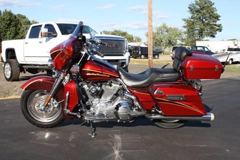 2005 Harley-Davidson FLHTCSE2 for sale at Platinum Auto World in Fredericksburg VA