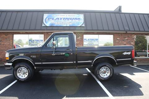 1994 Ford F-150 for sale in Fredericksburg, VA