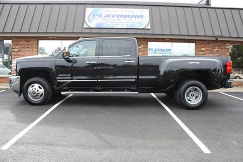 Diesel Trucks For Sale Near Me >> 2015 Chevrolet Silverado 3500hd For Sale In Fredericksburg Va