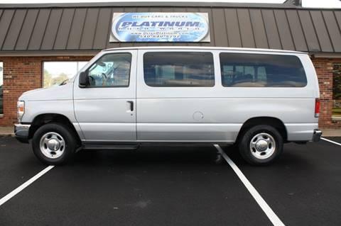 2013 Ford E-Series Wagon for sale at Platinum Auto World in Fredericksburg VA
