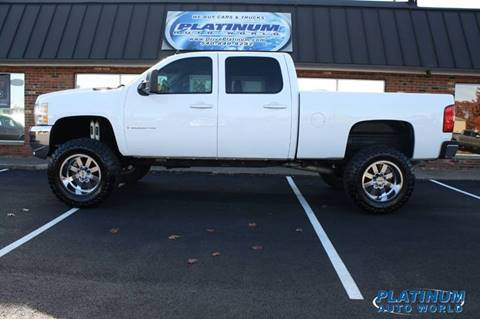 2009 Chevrolet Silverado 2500HD for sale at Platinum Auto World in Fredericksburg VA