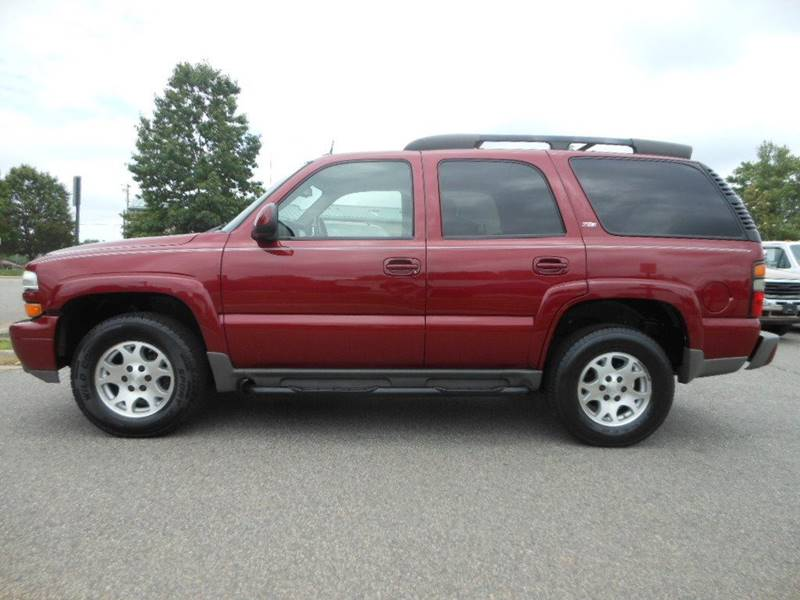 2005 Chevrolet Tahoe for sale at Platinum Auto World in Fredericksburg VA