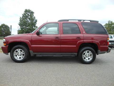 2005 Chevrolet Tahoe for sale at Platinum Auto World in Fredericksburg VA