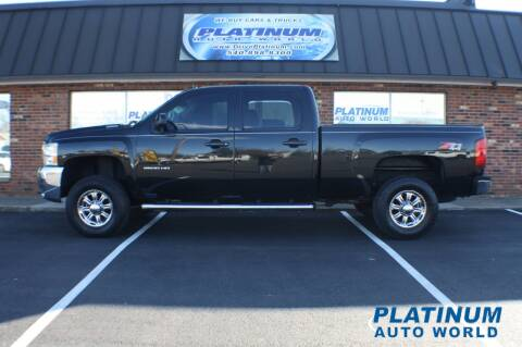 2010 Chevrolet Silverado 2500HD for sale at Platinum Auto World in Fredericksburg VA