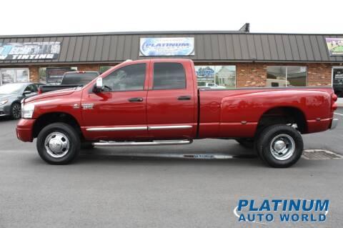 2009 Dodge Ram Pickup 3500 for sale at Platinum Auto World in Fredericksburg VA