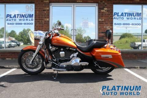 2001 Harley-Davidson Road King for sale at Platinum Auto World in Fredericksburg VA