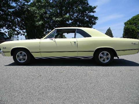 1967 Chevrolet Chevelle for sale at Platinum Auto World in Fredericksburg VA