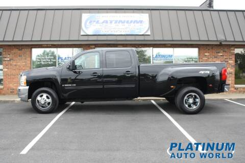2009 Chevrolet Silverado 3500HD for sale at Platinum Auto World in Fredericksburg VA