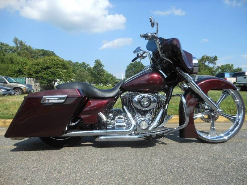 2009 Harley-Davidson FLHTPI for sale at Platinum Auto World in Fredericksburg VA
