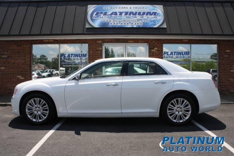 2012 Chrysler 300 for sale at Platinum Auto World in Fredericksburg VA