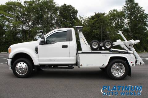 2017 Ford F-450 Super Duty for sale at Platinum Auto World in Fredericksburg VA