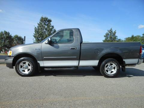 2002 Ford F-150 for sale at Platinum Auto World in Fredericksburg VA