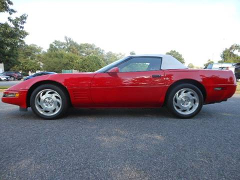 1994 Chevrolet Corvette for sale at Platinum Auto World in Fredericksburg VA