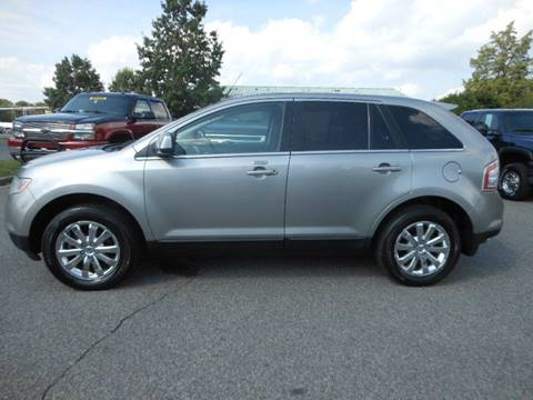 2008 Ford Edge for sale at Platinum Auto World in Fredericksburg VA
