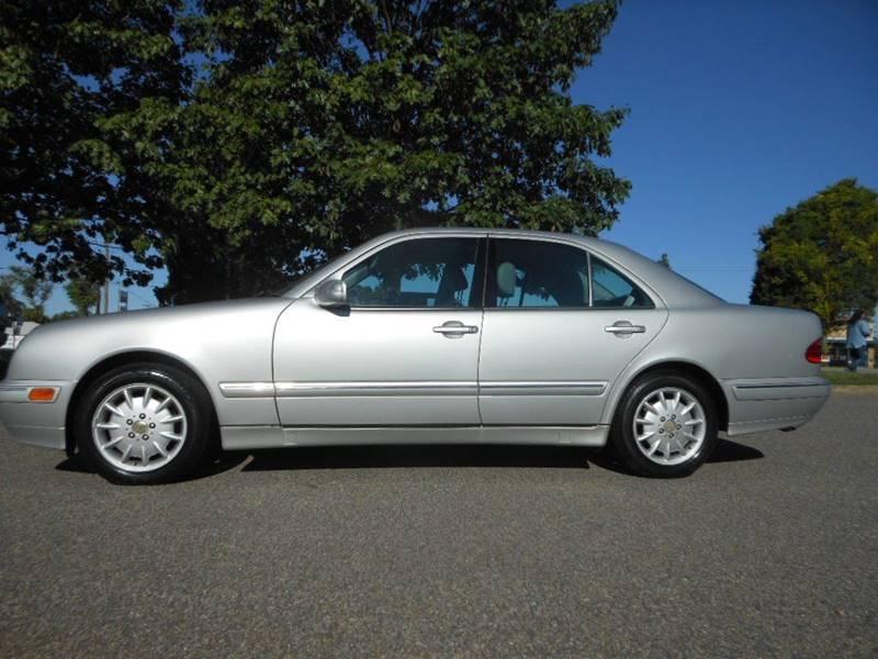 2000 Mercedes-Benz E-Class for sale at Platinum Auto World in Fredericksburg VA