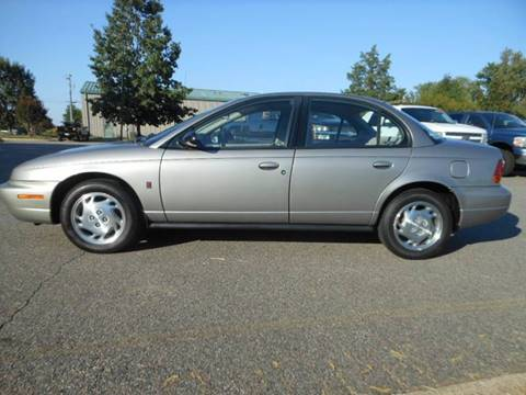 1997 Saturn S-Series for sale at Platinum Auto World in Fredericksburg VA