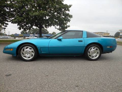 1996 Chevrolet Corvette for sale at Platinum Auto World in Fredericksburg VA