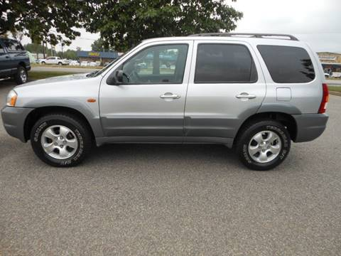 2001 Mazda Tribute for sale at Platinum Auto World in Fredericksburg VA
