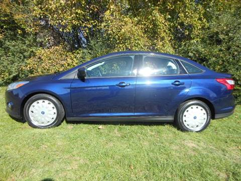 2012 Ford Focus for sale at Platinum Auto World in Fredericksburg VA