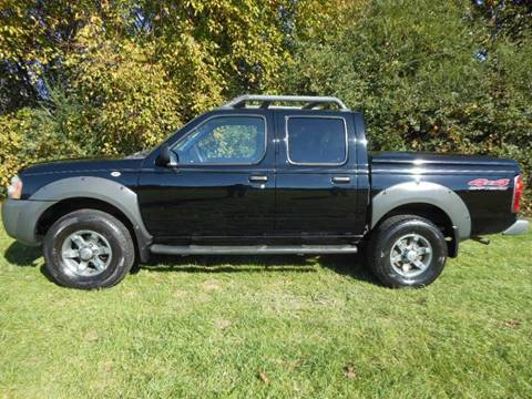 2002 Nissan Frontier for sale at Platinum Auto World in Fredericksburg VA