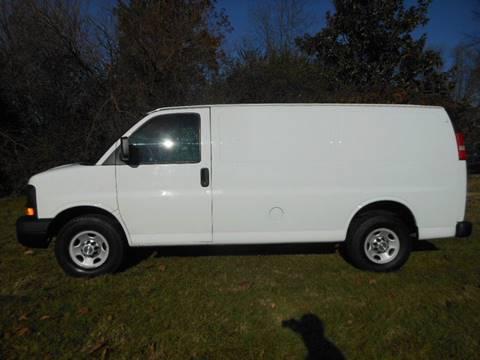 2010 Chevrolet Express Cargo for sale at Platinum Auto World in Fredericksburg VA