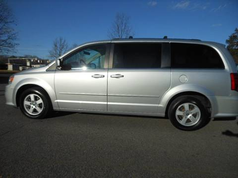 2011 Dodge Grand Caravan for sale at Platinum Auto World in Fredericksburg VA