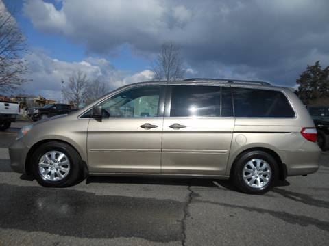 2005 Honda Odyssey for sale at Platinum Auto World in Fredericksburg VA
