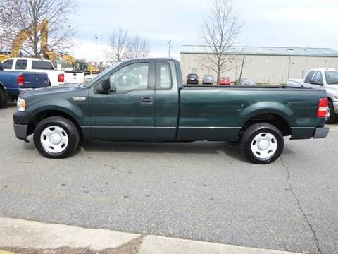 2006 Ford F-150 for sale at Platinum Auto World in Fredericksburg VA