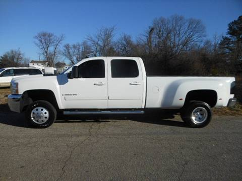 2007 Chevrolet Silverado 3500HD for sale at Platinum Auto World in Fredericksburg VA