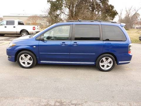 2005 Mazda MPV for sale at Platinum Auto World in Fredericksburg VA