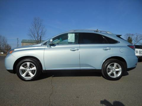 2010 Lexus RX 350 for sale at Platinum Auto World in Fredericksburg VA