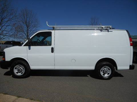 2009 GMC Savana Cargo for sale at Platinum Auto World in Fredericksburg VA