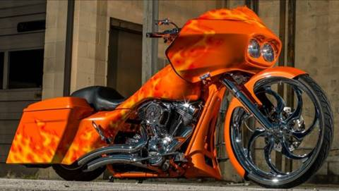 2011 Harley-Davidson FLTRX for sale at Platinum Auto World in Fredericksburg VA